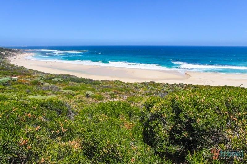 Yallingup Beach, Western Australia