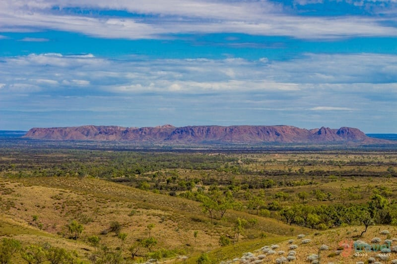 Gosse Bluff - West MacDonnel Ranges, Northern Territory, Australia