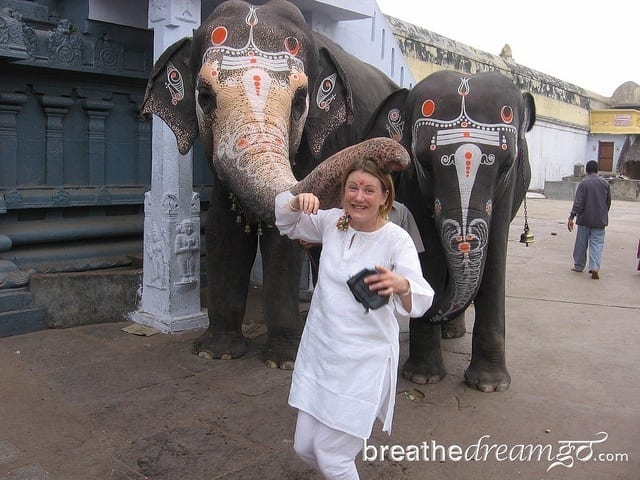 Solo female travel in India Mariellen Ward
