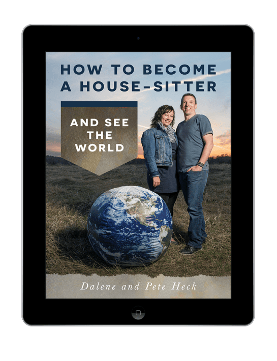 how to be a housesitter