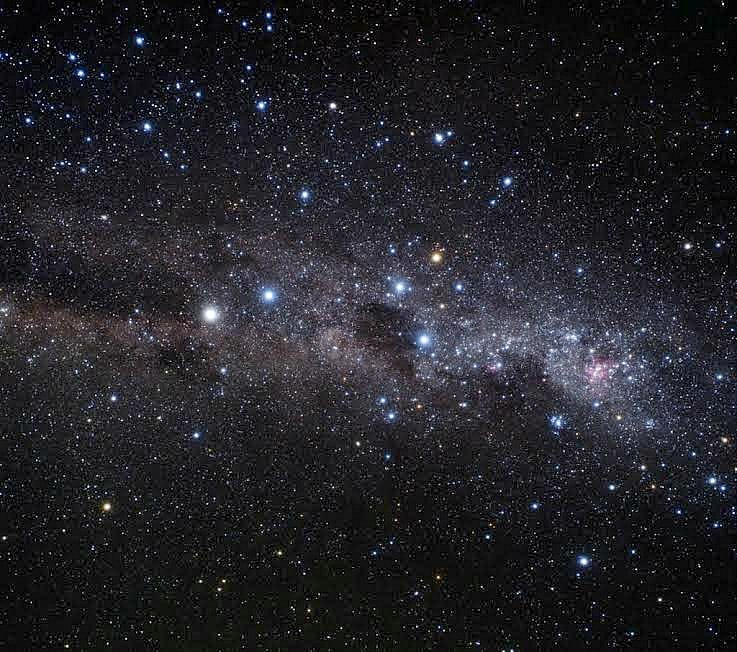Southern Cross - image by Cosmos Centre