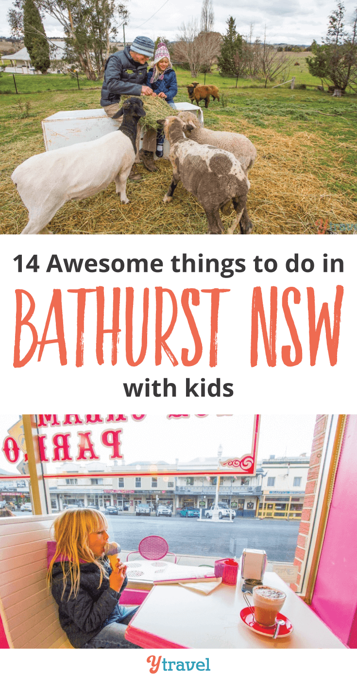 14 Awesome Things to Do in Bathurst, NSW with kids