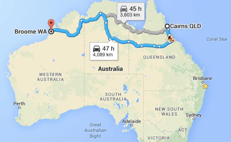 14 best road trips in australia. Black Bedroom Furniture Sets. Home Design Ideas