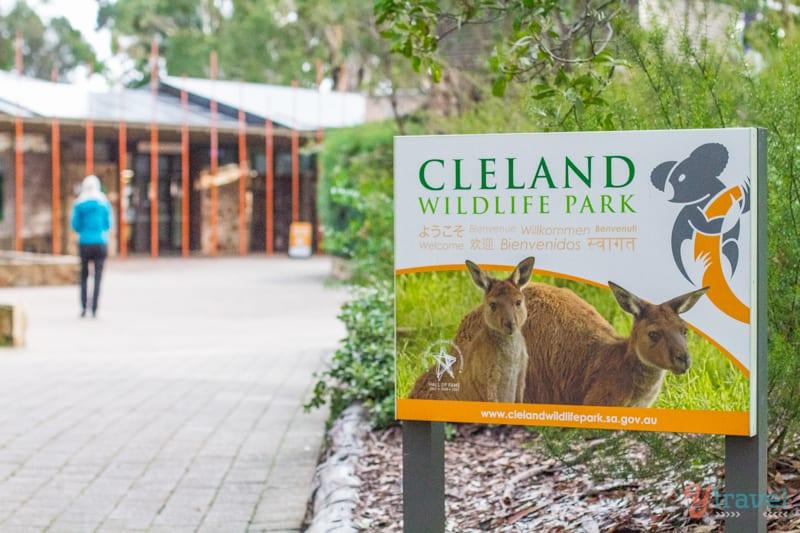 Cleland Wildlife Park, Adelaide Hills, South Australia