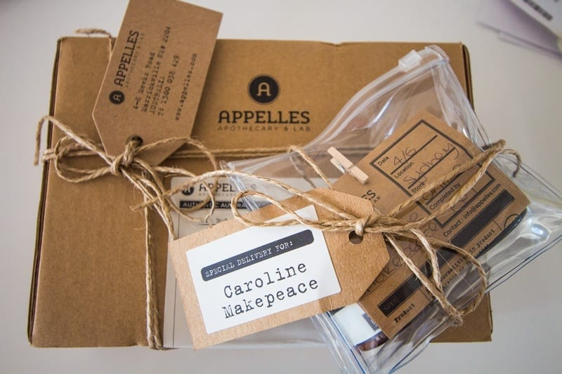 Appelles hair care