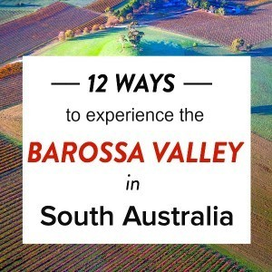 12 ways to experience the natural beauty of the Barossa Valley in South Australia