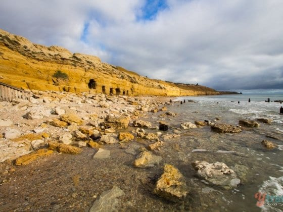 Port Willunga in Adelaide, South Australia