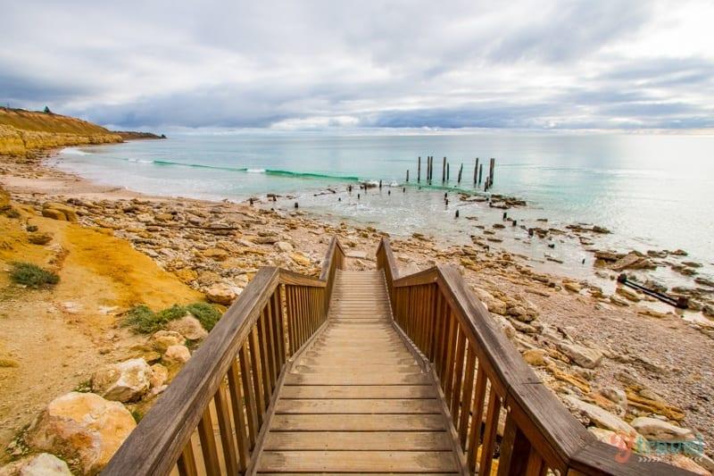 Port Willunga in Adelaide, South Australia
