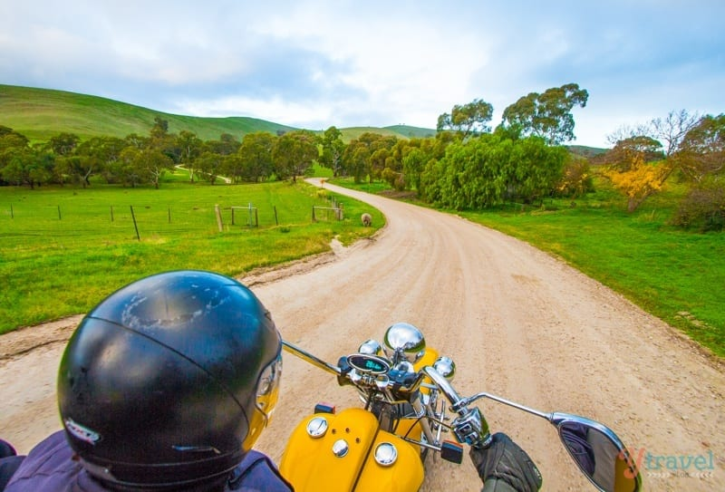 Take a road trip through the Barossa Valley in South Australia