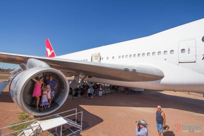 Qantas Museum, Longreach, Queensland