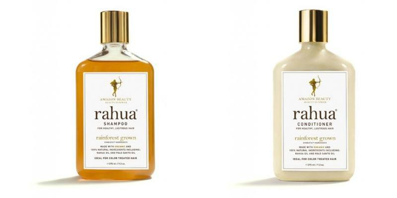 Rahua natural hair care products