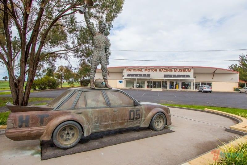 National Motor Racing Museum, Bathurst, NSW, Australia