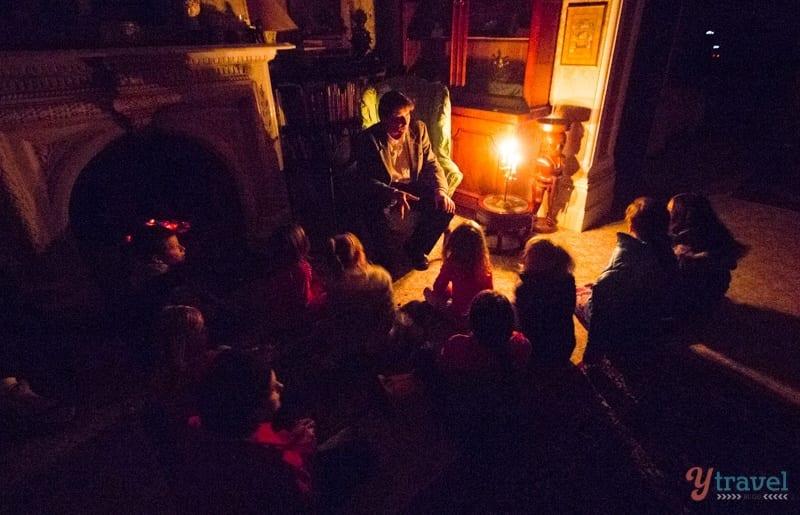 Abercrombie House Night Tour in Bathurst, NSW, Australia
