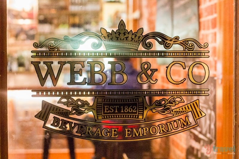 Webb & Co, Bathrust, NSW