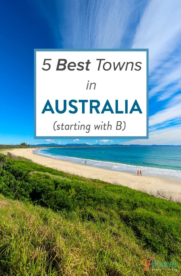 Best Towns In Australia Starting With The Letter B - The 5 best places to buy property in australia