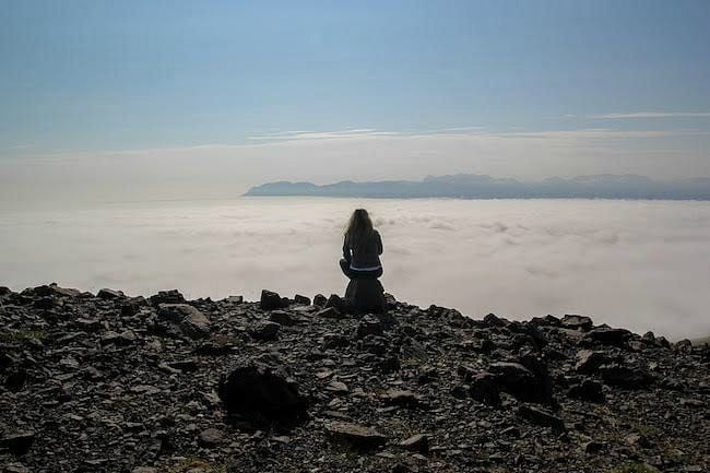 Iceland - a great destination for solo travel
