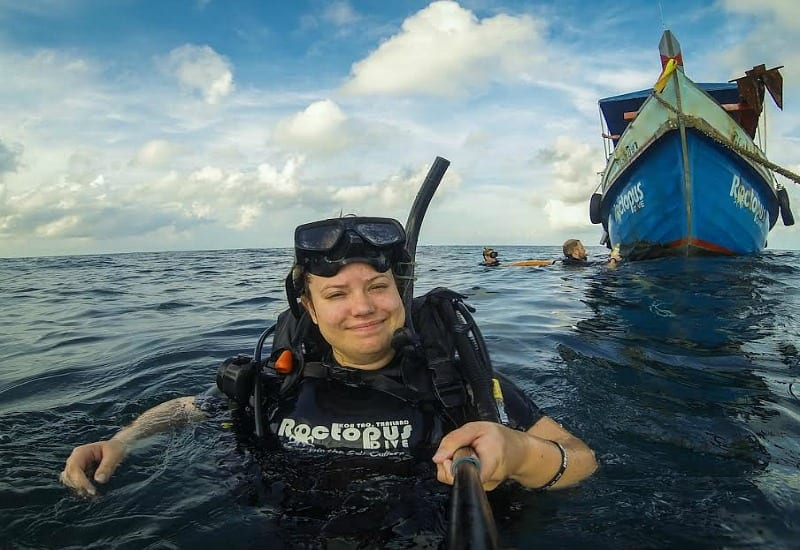 Thailand - a great destination for solo female travel