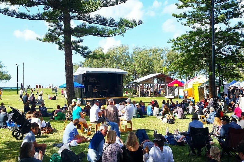 Broadbeach Blues Festival, Gold Coast, Australia