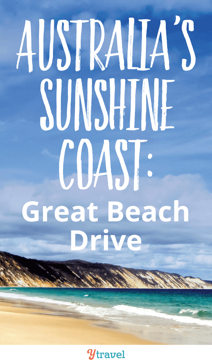 Plan a trip to Australia's Sunshine Coast and embark on the great beach drive.