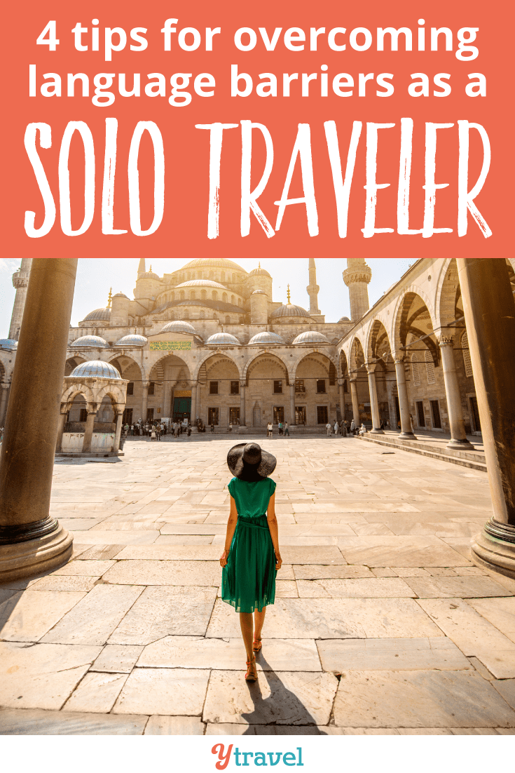 4 tips on How to Overcome Barriers of Communication as a solo traveler