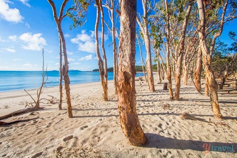Great Keppel Island in Queensland, Australia