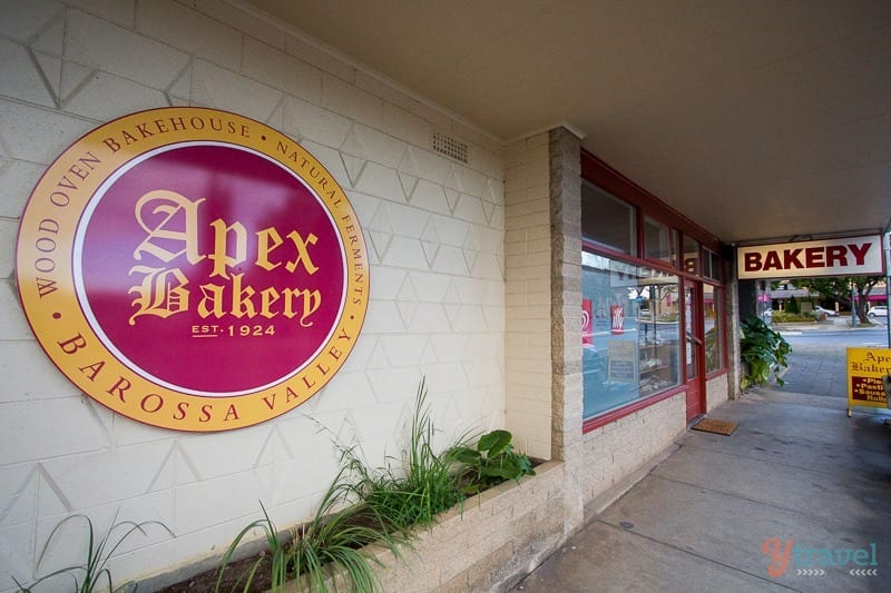 Apex Bakery, Barossa Valley, South Australia