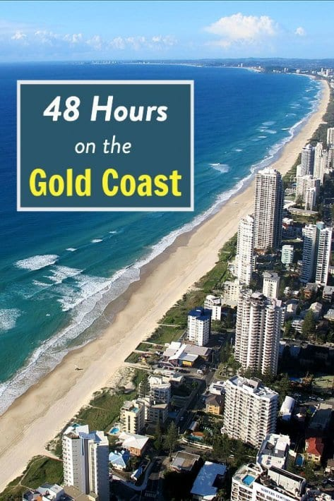 Looking for a Gold Coast itinerary? Here's how to spend 48 hours on the Gold Coast, Queensland, Australia