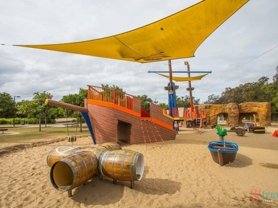 Pirate Park, Palm Beach, Gold Coast