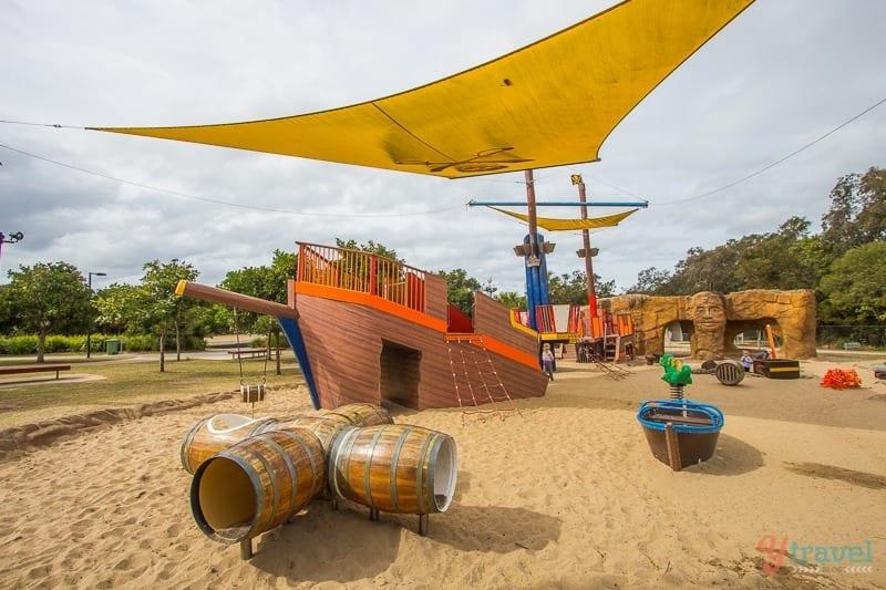 Pirate Park, Palm Beach, Gold Coast