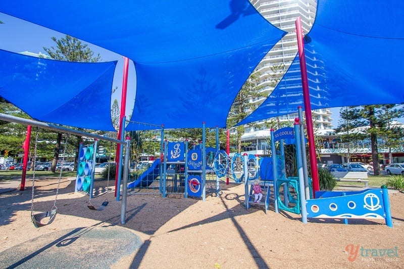 Queen Elizabeth Park, Coolangatta