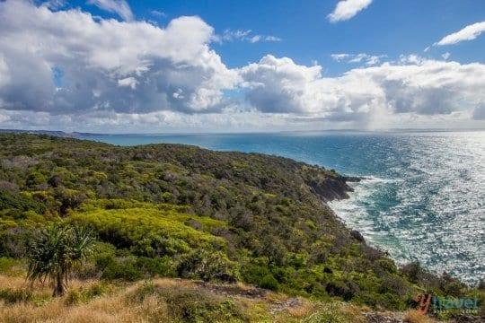 Double Island Point, Queensland, Australia