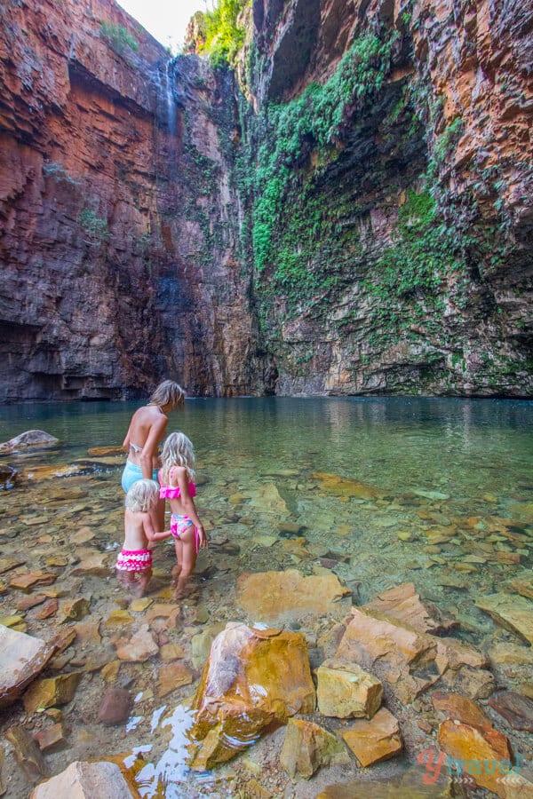Emmas Gorge, Western Australia