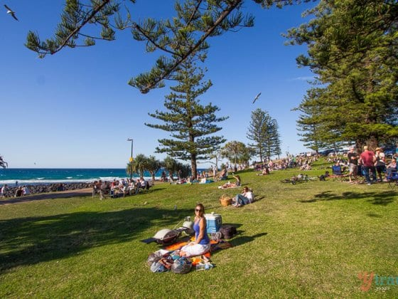 Burleigh Point, Gold Coast, Queensland