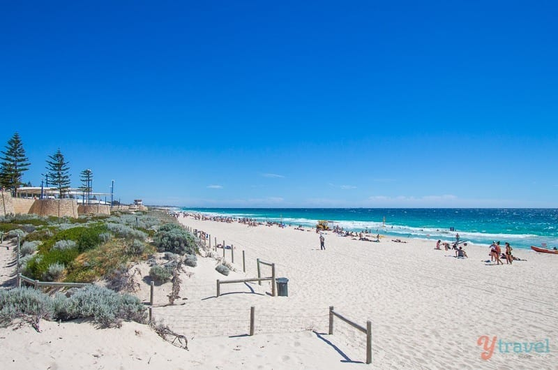 Scarborough Beach, Perth, Western Australia