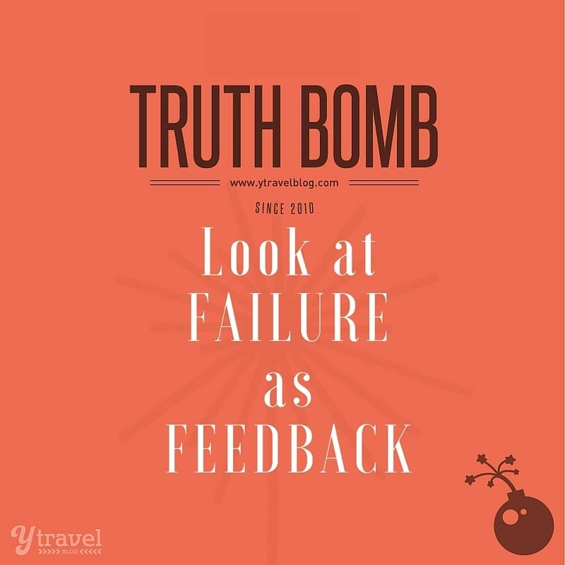 FAiLURE AS FEEDBACK