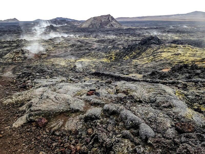 Leihrnjukur - Iceland