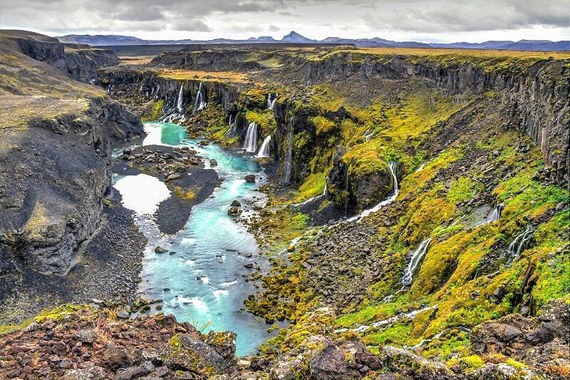 Sigoldugljufur - Iceland