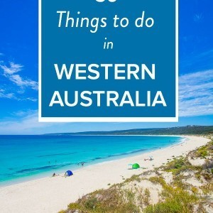 Top 50 things to do in Western Australia