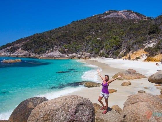 Waterfall Beach, Albany, Western Australia