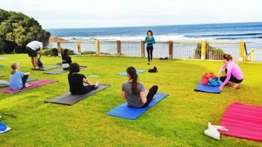 yoga yallingup