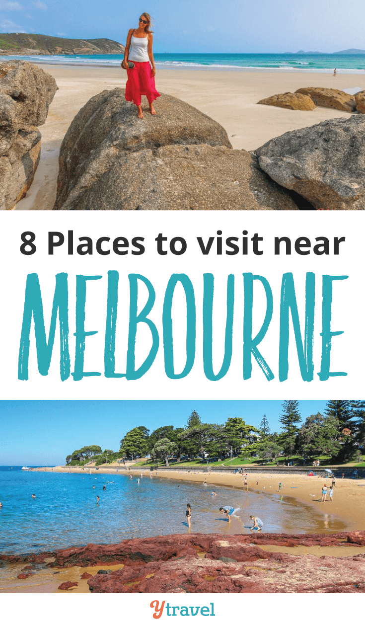 If Melbourne is on your Australian itinerary, and it should be, once you're done with the city here are 8 amazing getaways from Melbourne to visit!