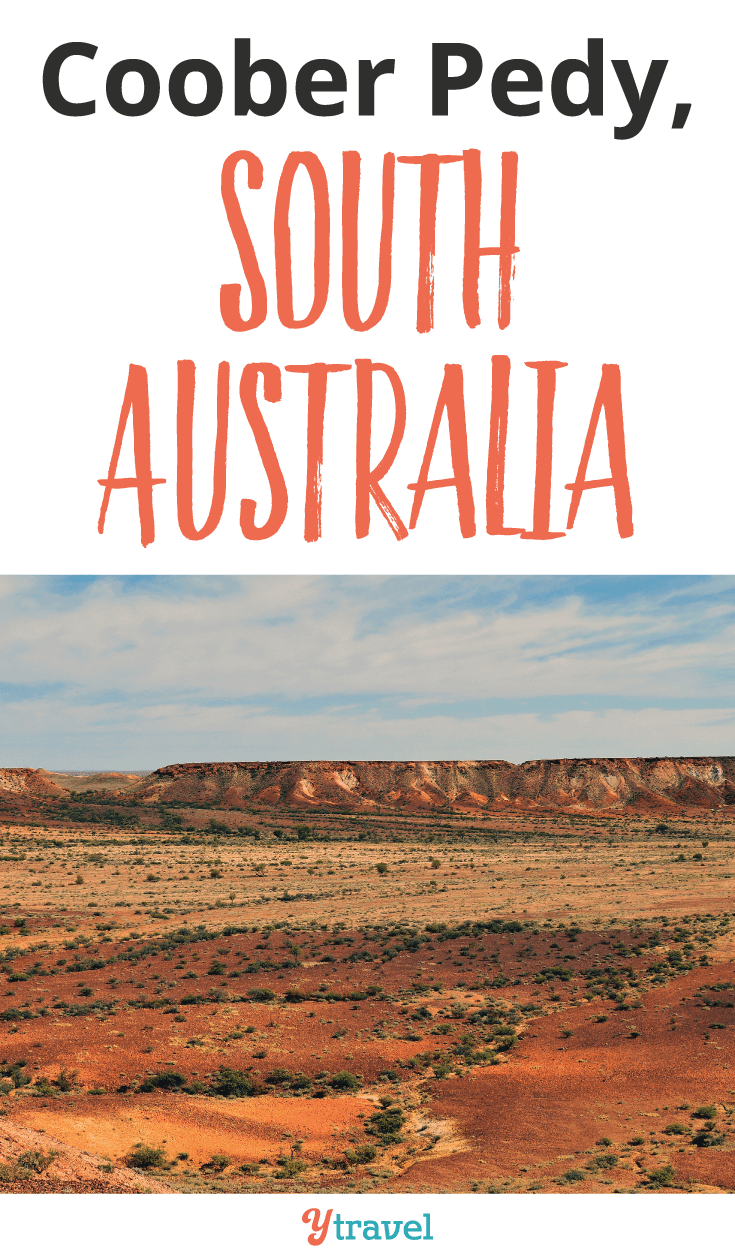 Discover the quirky jewel of the Outback- Coober Pedy, South Australia.