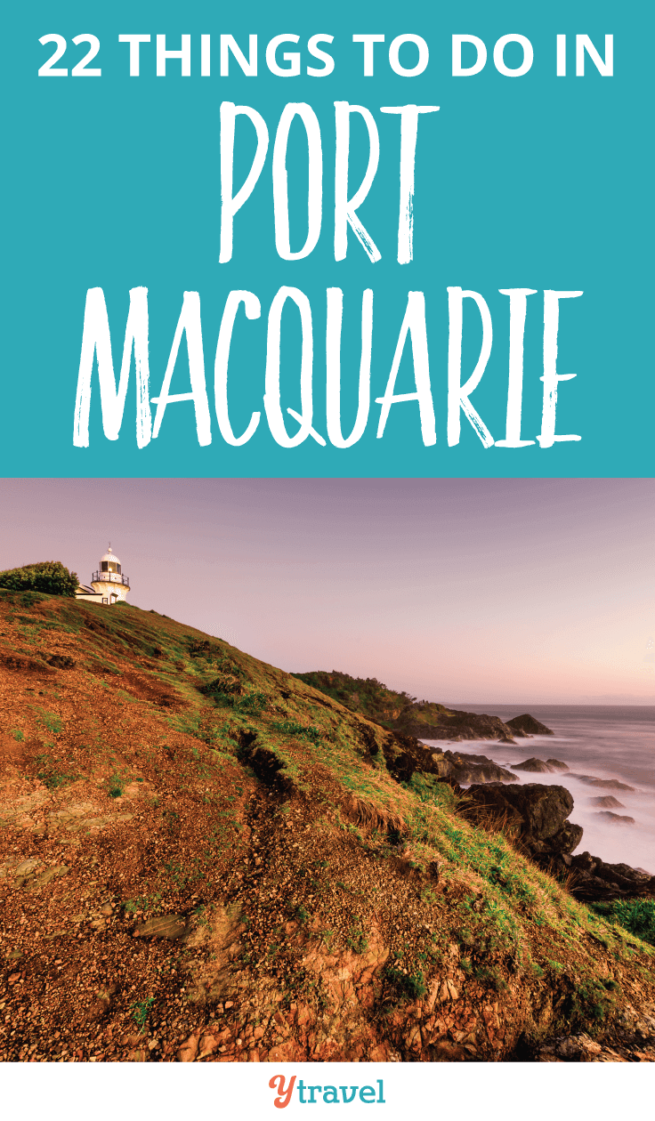 Here are 22 things to do in Port Macquarie. Discover a variety of fun activities in this region for the entire family.