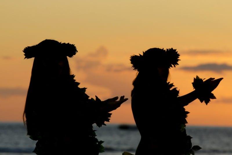 Photo: Aloha festival