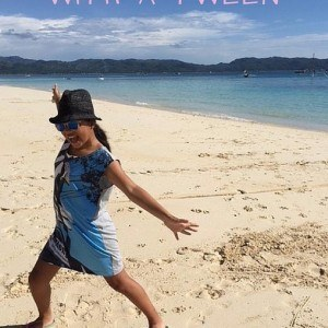 Travel to Philippines with a tween