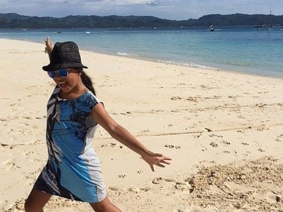 How to Travel in The Philippines with a Tween