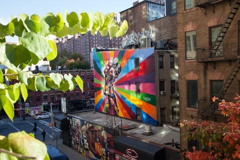 The High Line - Things to do in New York City with kids