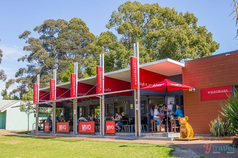 Watermans cafe, Wauchope, NSW, Australia