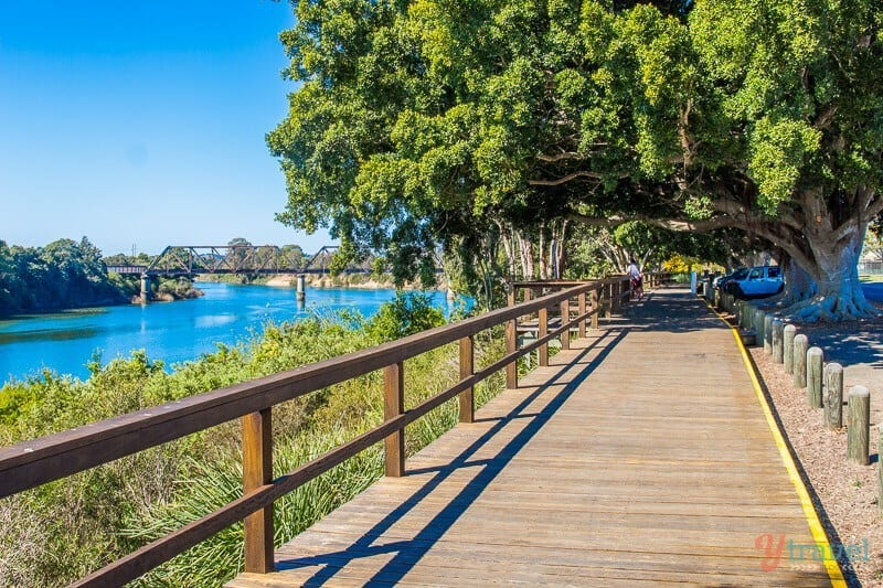 Wauchope Riverwalk, NSW, Australia