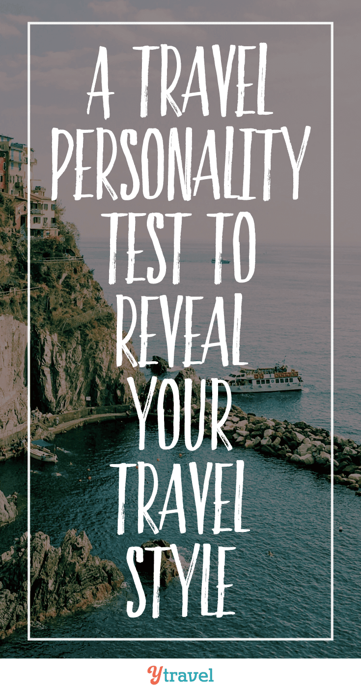 Right decision making comes from knowing yourself and creating a life that suits your values, interests and priorities. Check out this travel personality test to reveal your travel style.